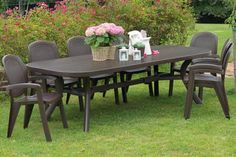 Nardi Toscana 9 Piece Outdoor Dining Settings on Australias furniture search engine. Outdoor Dining, Outdoor Tables, Outdoor Decor, Outdoor Settings, Dining Set, Outdoor Furniture Sets, Shop, Home Decor, Al Fresco Dinner