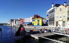 Canales de Aveiro - Destino y Sabor