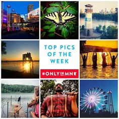 Another week of beautiful summer weather in Minnesota! Here is this week's collection of photos from across the state. Tag your photos using #OnlyinMN for your chance to be featured!