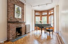 Garden Duplex on the Park | Prospect Park West | 6 rooms | ID: 11159144 | Cooperative | #BrownHarrisStevens #luxury #fineproperty #Christies #Art#NYC#NewYorkCity Learn more at http://www.bhsusa.com/brooklyn/157-prospect-park-west/coop/11159144