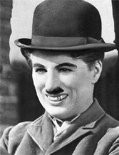 Charlie Chaplin  The famous English comedian of silent movies