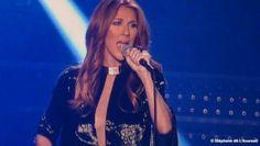 Céline Dion en concert Jeudi 5 décembre 2013  au Palais Omnisports de Paris Bercy. #video #concert #celinedion #paris #bercy