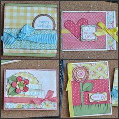 great starter ideas for cricut cards