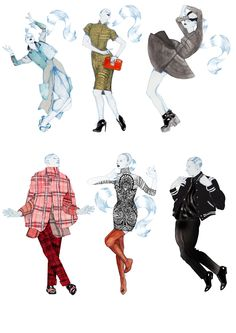 Artaksiniya's Blog: Dancing Men. Selection of imagery, created for...