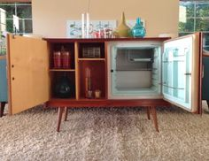 Fabulous home bars! (And one repurposed stereo cabinet?)