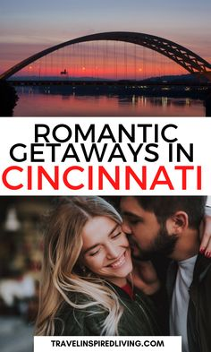 Are you looking for ideas for romantic getaways in Cincinnati? We're sharing where to stay, eat and play so you can easily put together your own weekend away for a romantic getaway in Ohio to remember. Romantic Meals, Romantic Things To Do, Romantic Places, Romantic Getaways, Most Romantic, Loveland Castle, Cooking Company, Eden Park, Cincinnati Zoo