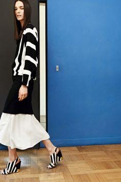 Sfilata Chloé New York - Pre-collezioni Primavera Estate 2015 - Vogue