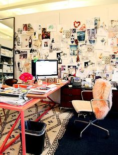 Dabney's Treasure Hunt:  Inspiring Workspaces   Liveblogging the Style Cure
