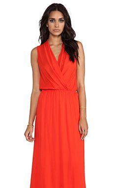 Ella Moss Stella Maxi Dress in Tomato | REVOLVE