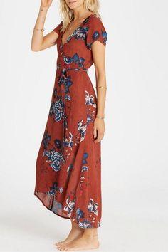 Billabong Wrap Up Dress
