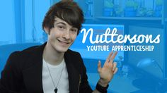 Vlogger Manchester. This is Adam Flanagan, one of our Nuttiest job applicants ever! You can check his YouTube channel (flanamation) to get to know him better. But what do you think of THIS job application? Do you think he is NUT enough to work at Nuttersons?  Check our YouTube channel for more funny applications!