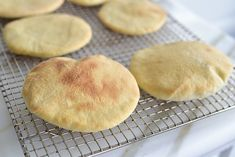 This pita bread recipe is super reliable and results in gorgeous, pillowy pitas that will wow everyone in your kitchen. I love this pita bread recipe especially because it is brought to us by Molly Yeh, from her Yogurt Short Stack cookbook (get it here!)! Yes, there is yogurt in our pita dough! Yogurt imparts [...]