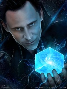 LOKI- was the bad guy in the avengers but he plays his part really good i like him