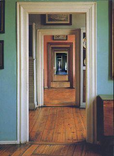 Goethe's Corridor <3 amberlair.com #Boutiquehotel #travel #hotel