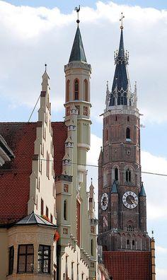 Landshut, Bavaria, Germany