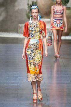 Knighty Knight / Dolce & Gabbana Spring 2013