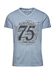 3626c3f092a088 OVERDYED T-SHIRT - Jack   Jones Printed Tees