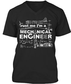 Trust Me, I'm A Mechanical Engineer... Done...can't wait to get it!!