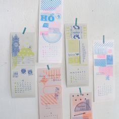 カレンダー出品作家ご紹介2 | blog | cafe + gallery 芝生