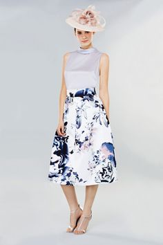 901bad25d2 MIRIAM PRINTED SKIRT Outfits 2016, Dress Outfits, Dresses, Coast Stores,  High Waisted