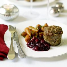 How to cook a vegetarian Christmas lunch - top 20 recipes.