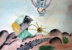 """Saatchi Art Artist Fernando Guibert; Drawing, """"Tierra """" #art"""