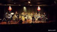 """En el Centro Cultural """"Eladio Alemán Sucre"""" a las 7 de la noche se presento Malajunta Jazz provenientes de Caracas donde estos 5 músicos demostraron simplemente, seguridad, maestría, buen manejo del lenguaje del jazz así como la capacidad de transmitir emociones a través de la música."""