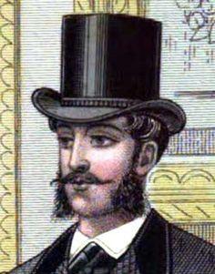 1800 Antique Hat