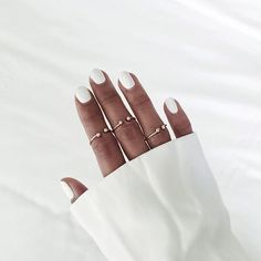 thehautepursuit @thehautepursuit Micro rings are d...Instagram photo | Websta (Webstagram)