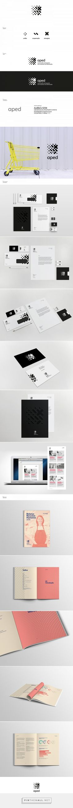 APED on Behance - created via https://pinthemall.net