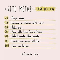 Seja mais feliz. L Quotes, Sense Of Life, Good Vibes Only, Study Tips, Amazing Quotes, Life Goals, Better Life, Positive Vibes, Self Love