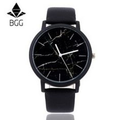 BGG brand British style Marble Creative Quartz Watches For Men And Women http://ift.tt/2u5LG0j  #watches #watch #watchesonline #onlinewatches #wristwatches #ladieswatch #womenwatches #myinstagram