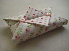 Cositas de Roci: Tutorial porta pañuelos japones...