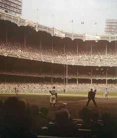 1949 World Series at Yankee Stadium