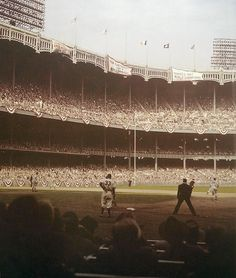 1949 World Series at Yankee Stadium