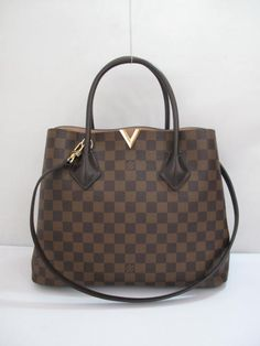 louis vuitton kensington damier bag