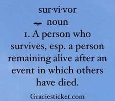 #survivor #abuse #theticket