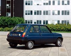 cliffgcobb: Renault 5