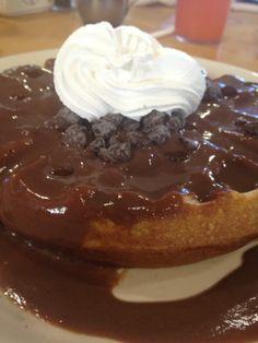 Los Pancakes - buena opción para desayunar