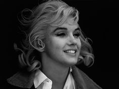 Marilyn Monroe, by Eve Arnold