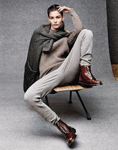 Чтобы любимый свитер жил вечно | Мода | Выбор VOGUE | VOGUE