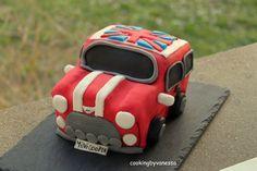 """Cake Design """"Ma Mini Cooper"""" By Vaness5.6"""