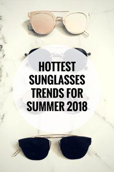 15a18ae128ca We have found three key standouts for the shape and style of sunnies this  year!
