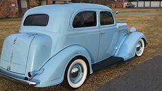 1936 Plymouth Street Rod 305 CI