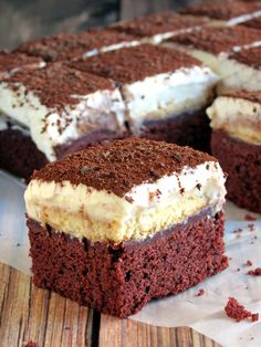 Tiramisu red velvet cake recipe. Wow, I am intrigued! I think I will make this over the weekend, it looks delicious!