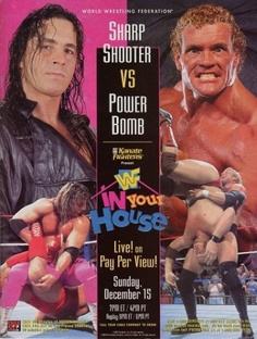WWF In your house. WPB,Florida 1996. I attended that event!!!cv