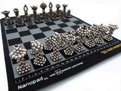 Nice Chess Boards engage in the penultimate battleground for good and evil this