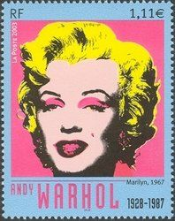 Andy Warhol (1928-1987) «Marilyn» 1967