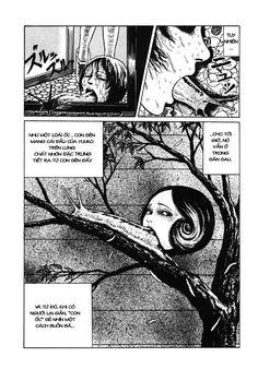 Junji Itou Horror Collection Chap 6 TV - Tải Cực Nhanh - TT8