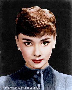 Rare Audrey Hepburn - Bob Willoughby   by Rare Audrey Hepburn